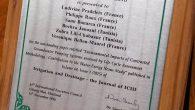 Ludivine Pradeleix et ses co-auteurs ont reçu le «Best Paper Award» de l'ICID, pour un article publié dans sa […]