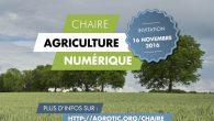 Jean-Marc BOURNIGAL,Président d'Irstea Anne-Lucie WACK,Directrice générale de Montpellier SupAgro Olivier LAVIALLE,Directeur de Bordeaux Sciences Agro Véronique BELLON-MAUREL,Directrice de l'Institut de Convergence #DigitAg ont le plaisir de vous inviter au lancement […]
