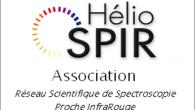 Les 17èmes rencontres de l'association HélioSPIR se tiendront le 7 novembre prochain à Montpellier (Agropolis International) sur le thème de lacaractérisation des fluides parspectroscopie proche infrarouge. Les conférences introductives seront […]