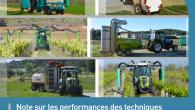 En décembre 2016, l'IFV a publié en collaboration avec Irstea et les Chambres d'Agriculture du Languedoc-Roussillon cette note sur les performances des techniques d'application des produits phytosanitaires en viticulture (vignes […]